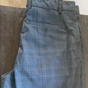 Three Kirkland golf shorts